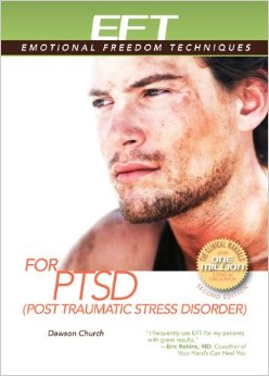 EFT for PTSD book by Dawson church