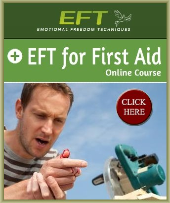 EFT for first aid