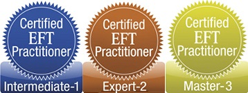 eft certified practitioner certification badges