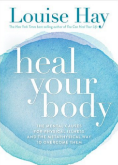heal your body book by louise hay
