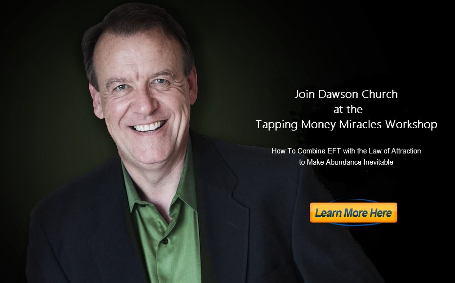 money mastery with Dawson Church Ad